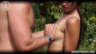 German fickt im freien mitten im Wald mit einen unbekannten Mann