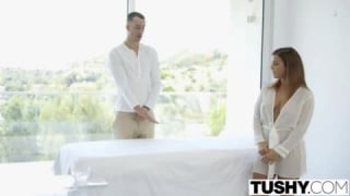Anal Massage mit Happy End